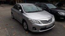 Bán Toyota Corolla altis 1.8AT đời 2013, màu bạc, chính chủ