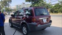 Bán Ford Escape đời 2003, màu đỏ, nhập khẩu