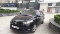 Chính chủ bán Toyota Vios 1.5 CVT sản xuất năm 2017, màu đen