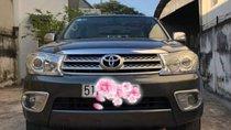 Cần bán Toyota Fortuner 2.5G năm sản xuất 2010, máy dầu