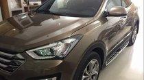 Bán Hyundai Santa Fe 2015, màu nâu chính chủ, giá tốt
