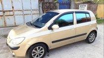 Bán Hyundai Getz đời 2008, màu vàng, nhập khẩu chính chủ, giá tốt