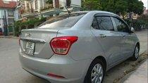 Chính chủ bán Hyundai Grand i10 năm 2017, màu bạc, nhập khẩu