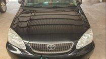 Cần bán xe Toyota Corolla altis đời 2008, màu đen, giá cạnh tranh