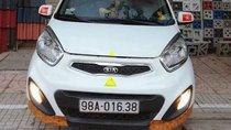 Cần bán lại xe Kia Morning sản xuất năm 2013, màu trắng, nhập khẩu