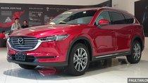 Mazda CX-8 2019 gia nhập phân khúc SUV 7 chỗ tại Đông Nam Á