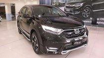 Cần bán xe Honda CR V L đời 2019, màu đen, nhập khẩu