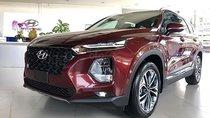 Cần bán xe Hyundai Santa Fe 2.4L HTRAC năm 2019, màu đỏ, mới 100%