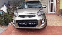 Cần bán xe Kia Morning bản LX 1.25 MT, Sx 2016, xe đẹp xuất sắc