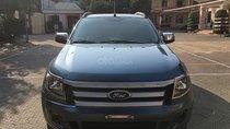 Bán Ford Ranger XLS 2.2L 4x2 MT năm sản xuất 2015, màu xanh lam, xe nhập