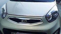 Bán xe Kia Morning sản xuất 2013, màu bạc, chính chủ