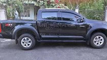 Bán Chevrolet Colorado LT 2.5L 4x2 MT năm 2017, màu đen, xe nhập, 615 triệu