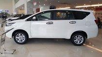 Bán ô tô Toyota Innova 2.0E sản xuất 2019, màu trắng, mới 100%