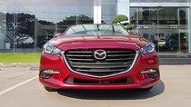 Bán Mazda 3 sản xuất năm 2019, số tự động, máy xăng, màu đỏ, nội thất màu đen