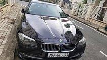Cần bán gấp BMW 5 Series 523i 2010, màu đen, đăng ký tháng 11 năm 2010