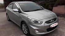Bán Hyundai Accent Blue 2013, 1.4AT, màu bạc, nhập khẩu, xe chính chủ, bảo hiểm dài hạn
