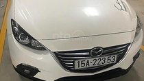 Bán Mazda 3 2015, màu trắng, xe đảm bảo zin A -Z