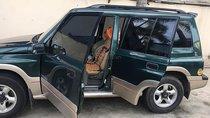 Cần bán xe Suzuki Vitara JLX năm 2005, màu xanh lam, còn rất mới