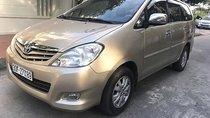Cần bán Innova G 2009, xe hoạt động tốt