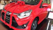 Bán xe Toyota Wigo 1.2G MT năm sản xuất 2018, màu đỏ, nhập khẩu nguyên chiếc giá cạnh tranh