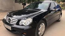 Cần bán xe Mercedes C180 Elegance đời 2004, màu đen
