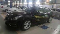 Bán lại xe Chevrolet Cruze LTZ 1.8L năm 2017, màu đen như mới