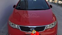 Bán xe Kia Cerato 1.6 AT đời 2011, màu đỏ, nhập khẩu còn mới