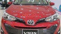 Bán Toyota Vios 1.5G năm 2019, xe màu đỏ