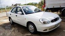 Bán lại xe Daewoo Nubira 2002, màu trắng chính chủ, giá chỉ 110 triệu