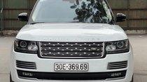 Cần bán LandRover Range Rover LWB đời 2015, màu trắng, xe nhập