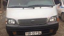 Bán xe Toyota Hiace 2.0 2001, màu bạc, giá tốt