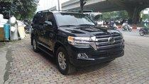 Bán xe Toyota Land Cruiser đời 2016, màu đen, nhập khẩu