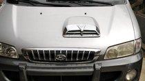 Bán Hyundai Starex 2.5 MT đời 2002, màu bạc, nhập khẩu, giá 125tr