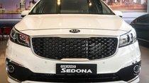 Kia Sedona 2018 bản máy dầu full, mới 100% xe có giao liền