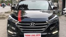 Hyundai Tucson 2.0 sản xuất 2018 màu đen, chạy 9000km, giá 879 triệu