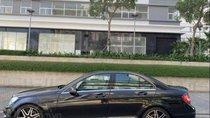 Bán ô tô Mercedes C300 AMG đời 2014, màu đen