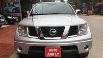 Cần bán xe Nissan Navara LE sản xuất 2013, màu bạc, nhập khẩu nguyên chiếc chính chủ, giá tốt