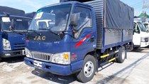Bán xe Jac 2t5, thùng 4.3 mét, động cơ Isuzu Nhật Bản 2019 mới ra