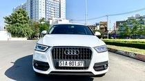 Audi Q3 nhập 2014, hàng full cao cấp, camera 360% số tự động 8 cấp, nội thất kem