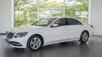 Cần bán gấp Mercedes S450 năm sản xuất 2017, màu trắng