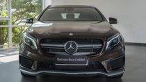 Bán ô tô Mercedes GLA45 AMG sản xuất 2016, màu nâu, nhập khẩu