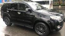 Chính chủ bán Toyota Fortuner 2016, màu đen