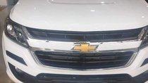 Bán xe Chevrolet Colorado 2.5 năm sản xuất 2018, màu trắng