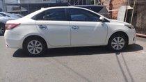 Cần bán lại xe Toyota Vios đời 2017, màu trắng