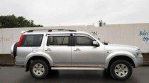 Cần bán gấp Ford Everest đời 2009, màu bạc, xe nhập xe gia đình, giá cạnh tranh