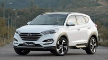 Bán ô tô Hyundai Tucson đời 2019, màu trắng, giá tốt