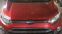 Cần bán gấp Ford EcoSport sản xuất 2017, màu đỏ, nhập khẩu nguyên chiếc