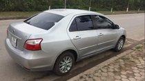 Bán Toyota Vios năm sản xuất 2010, màu bạc