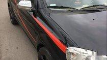 Bán Daewoo Gentra 2008, màu đen, xe nhập