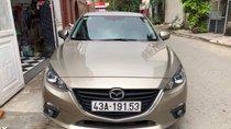 Gia đình bán xe Mazda 3 1.5AT 2016, màu vàng cát